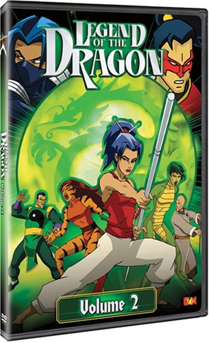 Legend of the Dragon, Vol. 2