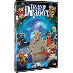 Legend of the Dragon, Vol. 3