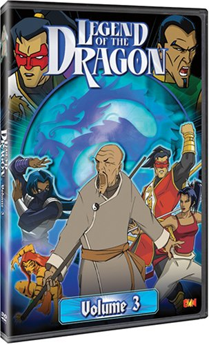 Legend of the Dragon, Vol. 3