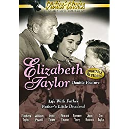 Elizabeth Taylor Double Feature