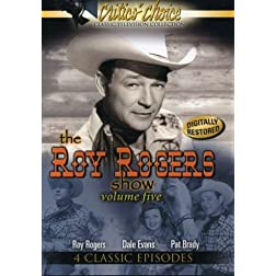 The Roy Rogers Show, Vol. 5