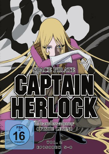 Vol. 2-Captain Herlock