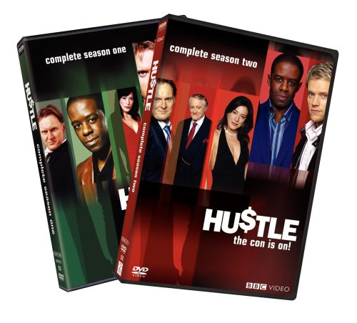 Hustle - Complete Seasons One and Two