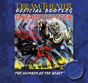 Dream Theater - The Number Of The Beast (Official Bootleg) - Zortam Music