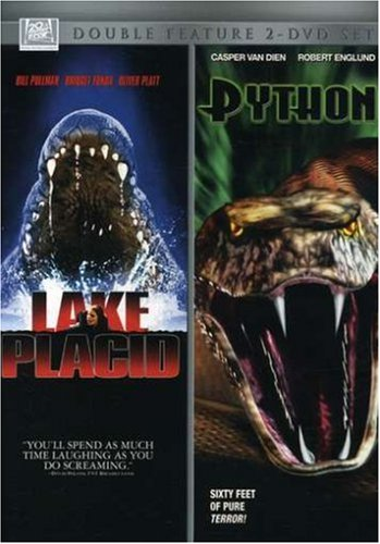 Lake Placid / Python (Double Feature)