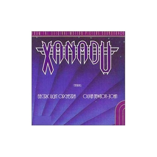 Songs from the movie xanadu