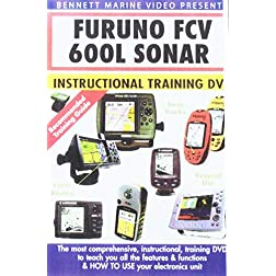 Furuno 600L Color LCD Fishfinder