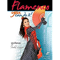 Flamenco: You Can Do It! - Sevillanas