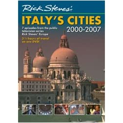 Rick Steves' Italy's Cities, 2000-2007