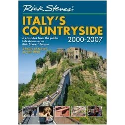 Rick Steves Italy's Countryside, 2000-2007