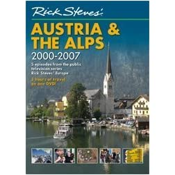 Rick Steves' Austria and the Alps, 2000-2007