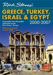 Rick Steves' Greece, Turkey, Israel and Egypt, 2000-2007