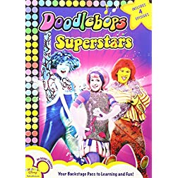 Doodlebops: Superstars