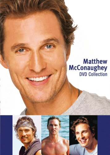 Matthew McConaughey Collection (Failure to Launch / How to Lose a Guy in 10 Days / Sahara)