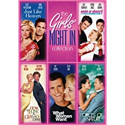Girls' Night In Collection (Just Like Heaven / Win a Date with Tad Hamilton! / How to Lose a Guy in 10 Days /  What Women Want / Forces of Nature)