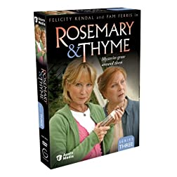 Rosemary & Thyme - Series Three