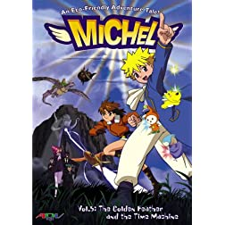 Michel, Vol. 5: The Golden Feather and the Time Machine