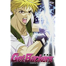 Get Backers: Complete Season 2