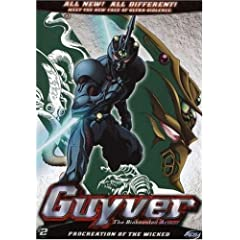Guyver - The Bioboosted Armor Procreation of the Wicked (Vol. 2)