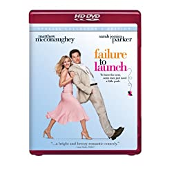 Failure to Launch [HD DVD]