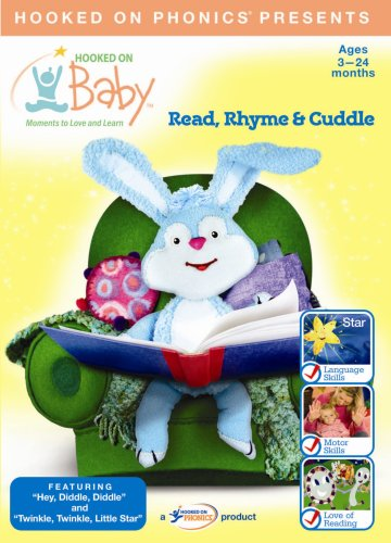 Hooked on Phonics Presents: Hooked on Baby - Read, Rhyme and Cuddle