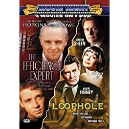 Efficiency Expert & Loophole (2pc) (2pk)