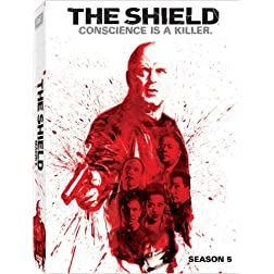 The Shield - The Complete Fifth Season