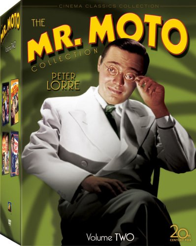 Mr. Moto Collection - Vol. 2 (Mr. Moto's Gamble / Mr. Moto in Danger Island / Mr. Moto Takes a Vacation / Mr. Moto's Last Warning)