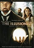 The Illusionist By DVD