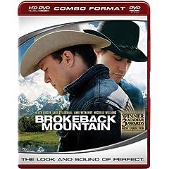 Brokeback Mountain (Combo HD DVD and Standard DVD)