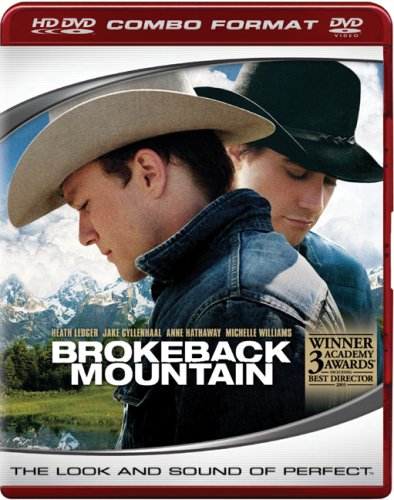 Brokeback Mountain (Combo HD DVD and Standard DVD)