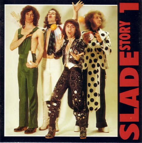 SLADE - The Story Of Slade Vol. 1 - Zortam Music