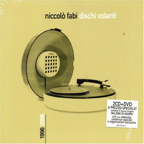 Niccolò Fabi - Dischi Volanti - Zortam Music