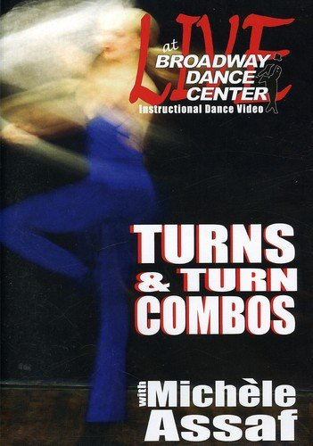 Live At Broadway Dance Center: Turns and Turn Combo with Michele Assaf