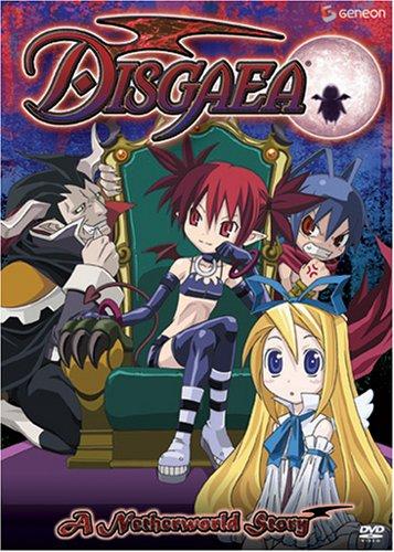 Disgaea, Vol. 2: A Netherworld Story
