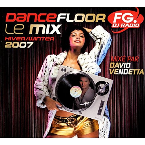 VA   Dancefloor Fg dj radio le mix hiver Winter 2007 preview 0