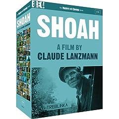 Shoah (4 Disc Set & 184 Page Book Special Edition Box Set) (UK PAL/Region 2)