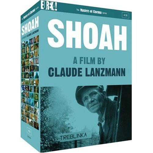 Shoah (4 Disc Set & 184 Page Book Special Edition Box Set) (UK PAL/Region 2)