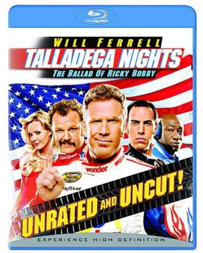 Talladega Nights T [Blu-ray]