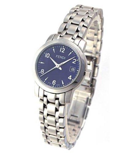 フェンディ 腕時計 ブルー