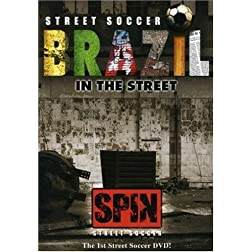 Street Soccer: Brazil in the Street