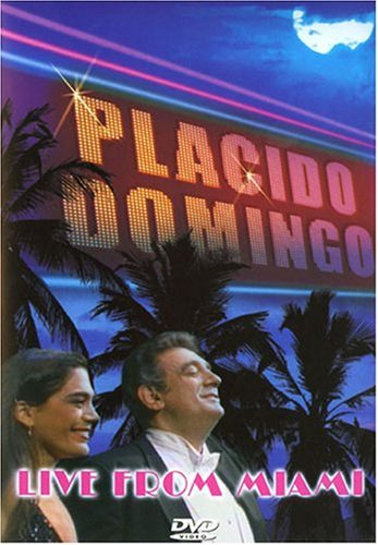 Live from Miami-Placido Domingo