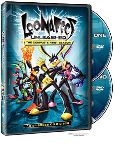Loonatics Unleashed - The Complete First Season