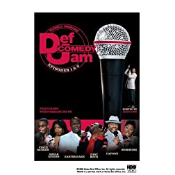 Def Comedy Jam, Episodes 1&2