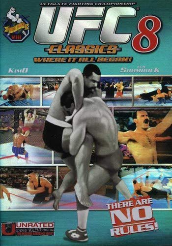Ultimate Fighting Championship Classics, Vol. 8