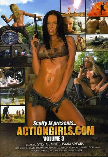Actiongirls.com, Vol. 3