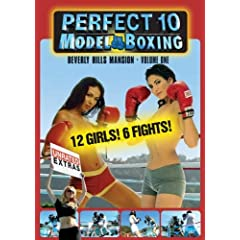 Perfect 10 Model Boxing: Beverly Hills Mansion, Vol. 1