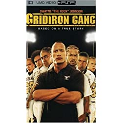 Gridiron Gang (UMD Mini For PSP)