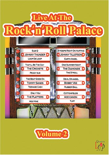 Live At The Rock N Roll Palace (Volume 2)