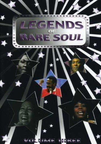 Vol. 3-Legends of Rare Soul